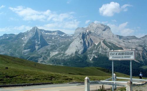 Camping les Chataigniers-arcizans avant - argelès gazost - Col d'Aubisque