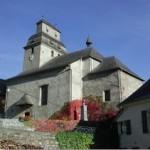 Camping les Chataigniers-arcizans avant - argelès gazost - Eglise d'Arcizans-Avant