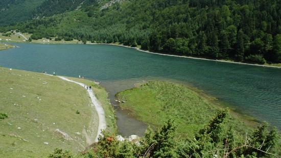 Camping les Chataigniers-arcizans avant - argelès gazost - Lac d'Estaing (3)-min