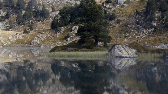 Camping les Chataigniers-arcizans avant - argelès gazost - Lac de Bastan