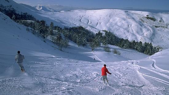 Camping les Chataigniers-arcizans avant - argelès gazost - Station de ski du Hautacam (2)