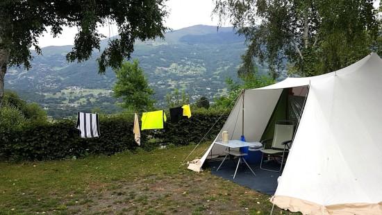 Camping les Chataigniers-arcizans avant - argelès gazost - emplacements spacieux et vue (3)-min
