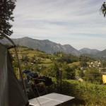 Camping les Chataigniers-arcizans avant - argelès gazost - emplacements spacieux et vue3