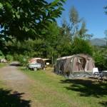Camping les Chataigniers-arcizans avant - argelès gazost - emplacements spacieux11-min
