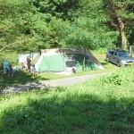Camping les Chataigniers-arcizans avant - argelès gazost - emplacements spacieux3