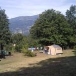 Camping les Chataigniers-arcizans avant - argelès gazost - emplacements spacieux6